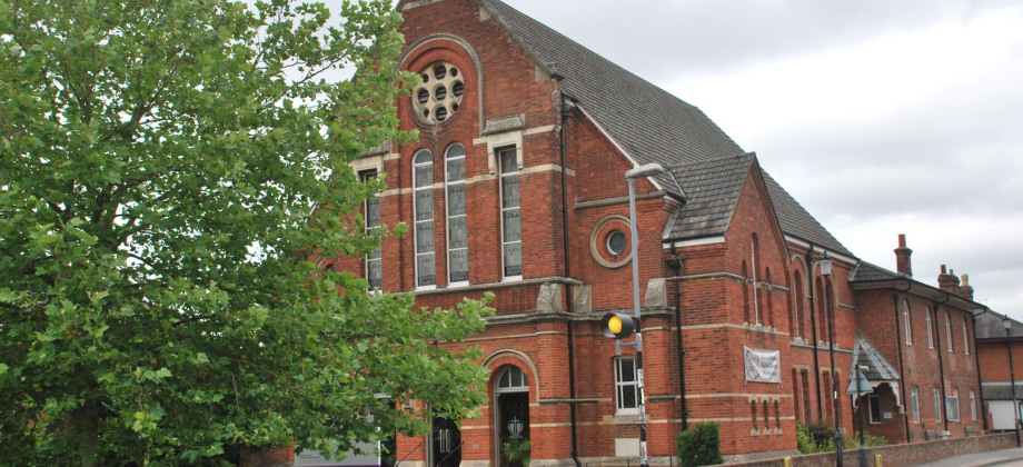 Saffron Walden Baptist Church